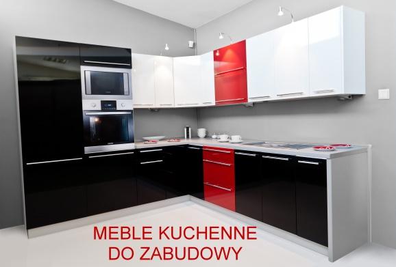 Nowoczesne Meble Kuchenne Do Zabudowy Warszawa Woodpol
